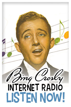 'Bing Crosby' from the web at 'http://bingcrosby.com/wp-content/uploads/2017/01/Bing_LISTEN-NOW_AD-No-Xmas-1.jpg'